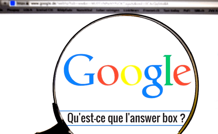 La Google Answer Box