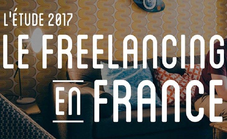 Infographie: être freelance en France en 2017
