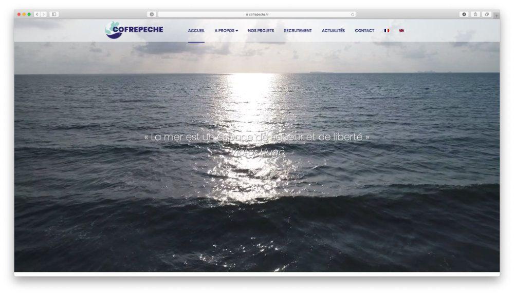 Refonte de site internet